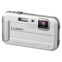 Panasonic Lumix DMC-TS25W 16.1MP Digital Camera with 4X Optical Zoom -