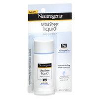Neutrogena Ultra Sheer Liquid Daily Sunscreen
