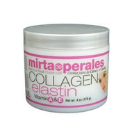 Mirta De Perales Collagen Elastin Cream, 4 Ounce