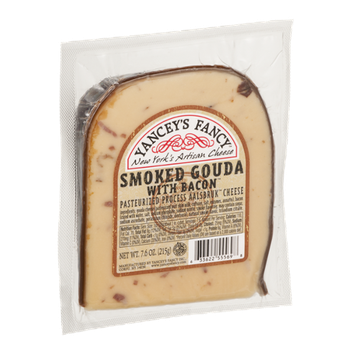 Yancey's Fancy Smoked Gouda with Bacon