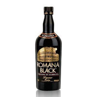 Romana Black Sambuca Italy 750ml
