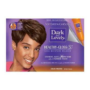 Dark and Lovely No-Lye Relaxer