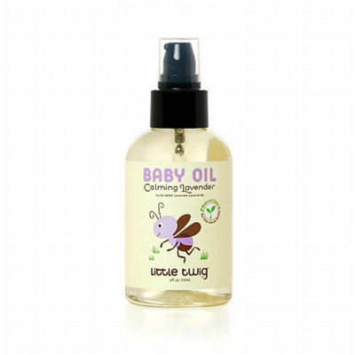 Little Twig Organic Baby Oil