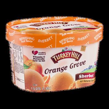 Turkey Hill Sherbet Orange Grove