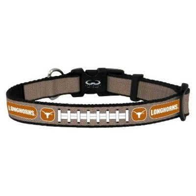 GameWear Texas Longhorns Reflective Small Football Collar