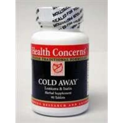 Health Concerns Cold Away - 90 Tablets