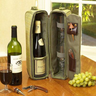 Picnic at Ascot Picnic At Ascot Hampton Wine Carrier for Two