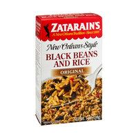 Zatarain's New Orleans Style Original Black Beans and Rice