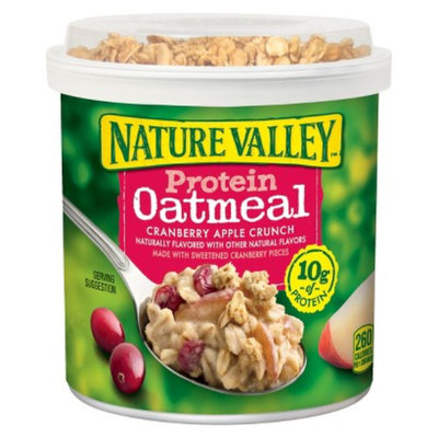 Oats And Oatmeal Nature Valley Cranberry Apple Crunch