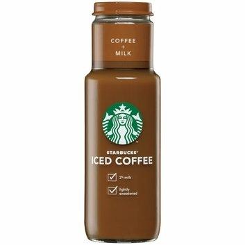 Starbucks Coffee + Milk Iced Coffee