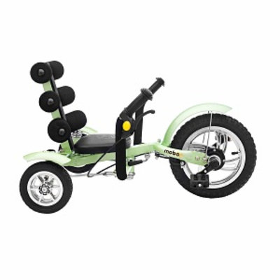 Mobo Mini The World's Smallest Luxury Cruiser Ages 30-60 Mo, Green, 1 ea