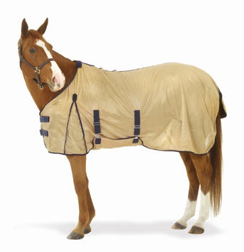 Equiessentials Softmesh Fly Sheet with Belly Band