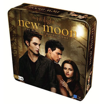 Cardinal Ind Toys Twilight: New Moon Board Game in a Tin