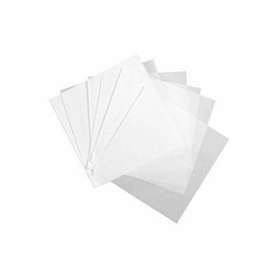Marcal Paper Mills, Inc. 15 x 15 Deliwrap Dry Waxed Paper Flat Sheets in White