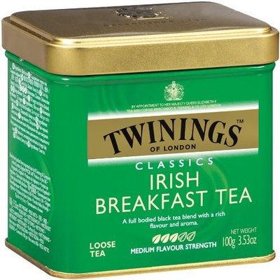 Twinings Irish Breakfast Tea, Loose Tea, 3.53 -Ounce Tins (Pack of 6)