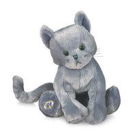 Webkinz Charcoal Cat