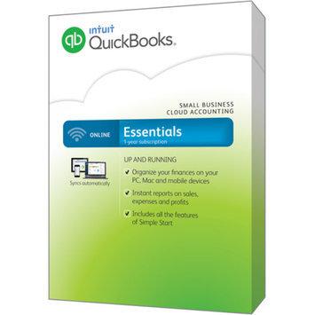 Quickbooks Intuit QuickBooks Online 2015 Essentials (PC)