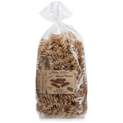Cucina Antica Whole Wheat Fusilli, 18-Ounce Bags (Pack of 5)