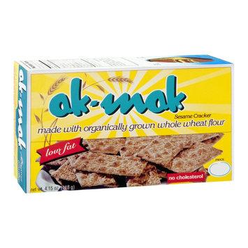 Ak-Mak Sesame Cracker Low Fat