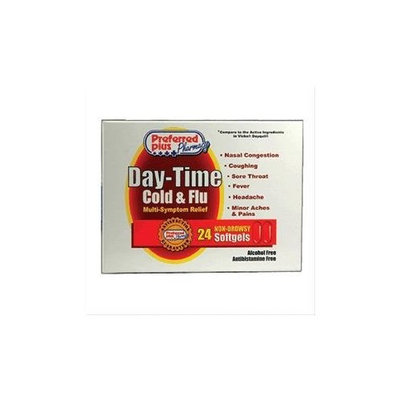 Daytime Cold/flu Pe Sftgel*kpp , Softgels