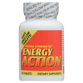DOLLAR GENERAL Extra Strength Energy Action Fat Burner Supplement, 30 ct