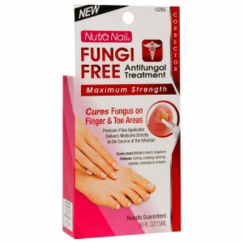 Nutra Nail Fungi Free Antifungal Treatment, .5 fl oz