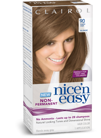 Clairol Nice 'n Easy Non-Permanent Hair Color