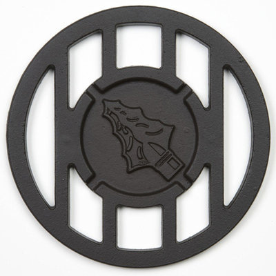 Designcast Specialties NCAA Grill Topper Hamburger Iron, Florida State Seminoles