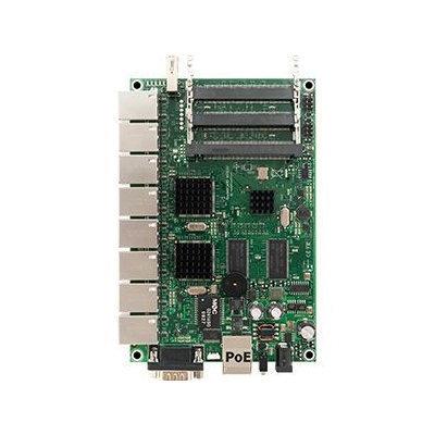 Mikrotik RB493 680MHz 256MB 9 LAN 3 MINI LV4 Router Board (RB493G)
