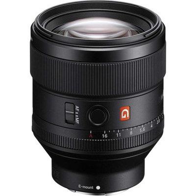 Sony FE 85mm f1.4 G Master Lens