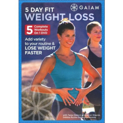 E1 Entertainment 5 Day Fit Weight Loss (Full Frame)