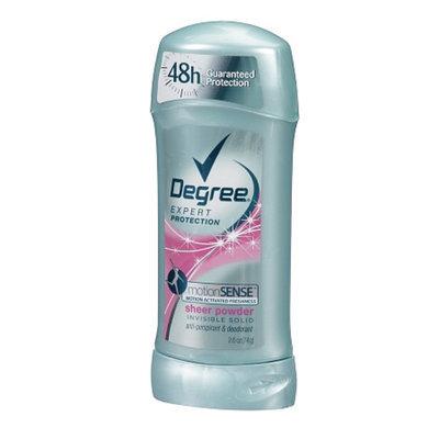 Degree Anti-Perspirant Deodorant