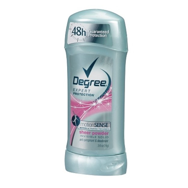 Degree Anti-Perspirant Deodorant