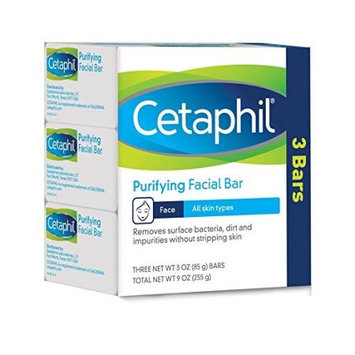 Cetaphil Purifying Facial Bar for All Skin Types