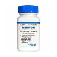 Heel/bhi T-Relief Pain Relief, 100 Tablets