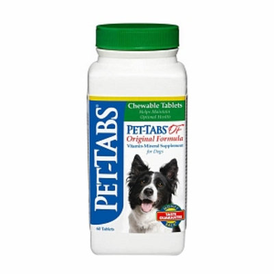 Pet-Tabs Complete Daily Vitamin-Mineral Supplement for Dogs