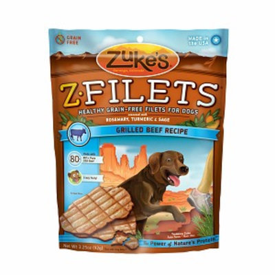Zuke's Z Filets