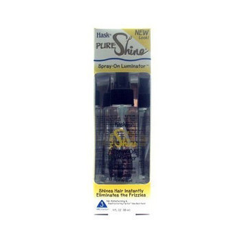 Hask Pure Shine Spray on Luminator Hask Pure Shine Spray-on Luminator