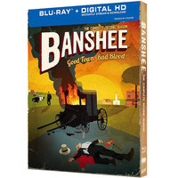 Banshee: The Complete Second Season (Blu-ray)