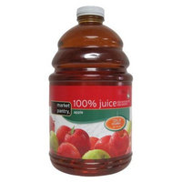 market pantry Market Pantry 100% Apple Juice - 128 oz.
