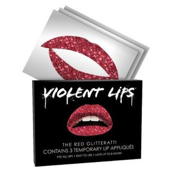 Violent Lips - The Red Glitteratti