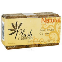 Bar Soap, Kona Roast Coffee - 10/7 oz,(Plush Naturals)