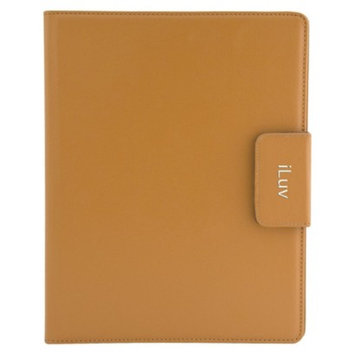 Iluv iLuv Diplomat ICC831TAN Carrying Case (Portfolio) for iPad - Tan