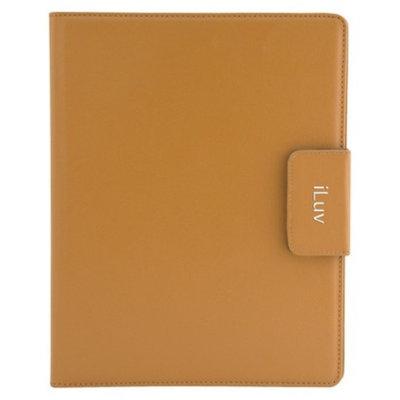 Iluv iLuv Diplomat ICC831TAN Carrying Case (Portfolio) for iPad - Tan