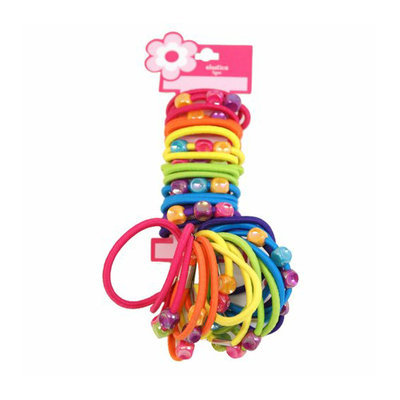 Girls' Bright Ball Elastics