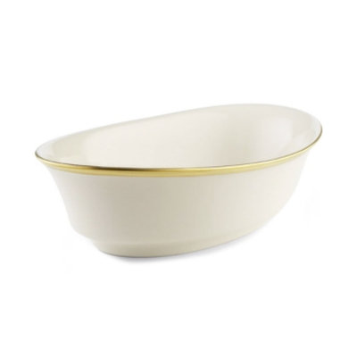 Lenox Eternal Large Oval Open Vegetable Dish