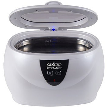 Gemoro 3 Piece Sparkle Spa Ultrasonic Cleaner Set