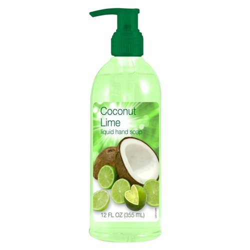 Coconut Lime Liquid Hand Soap, 12 fl oz