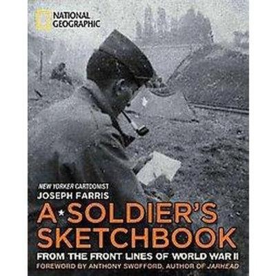 A Soldier's Sketchbook (Hardcover)