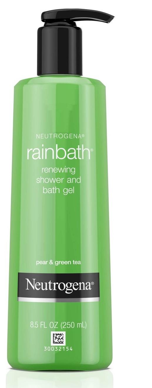 Neutrogena® Rainbath® Renewing Shower and Bath Gel-Pear & Green Tea